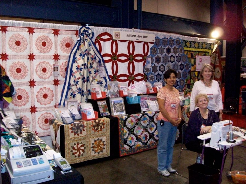 Red and White Quilts (1/3)